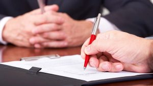 Disdetta del contratto di locazione commerciale