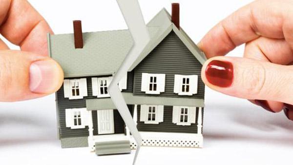 Divisione degli immobili ereditati