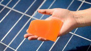 Fotolvoltaico: in arrivo un'antenna di gelatina per raddoppiare l'efficienza