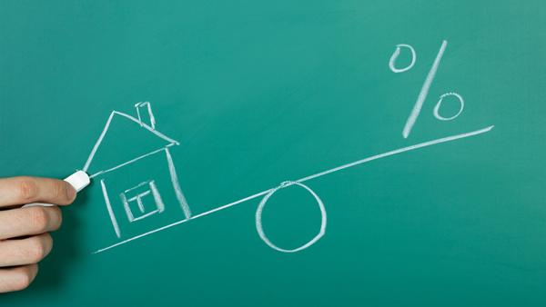 Mutui in aumento inizio 2016