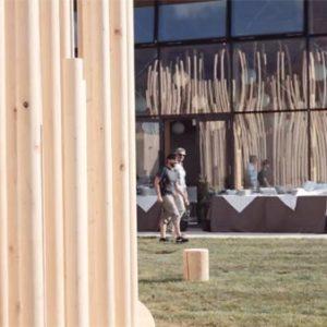 Bioedilizia: legno e riciclo per l'innovazione edilizia