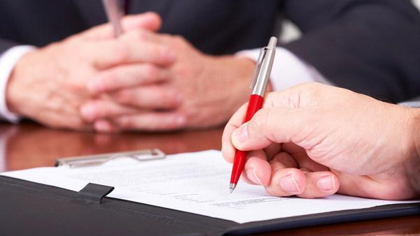 registrare un contratto di locazione.