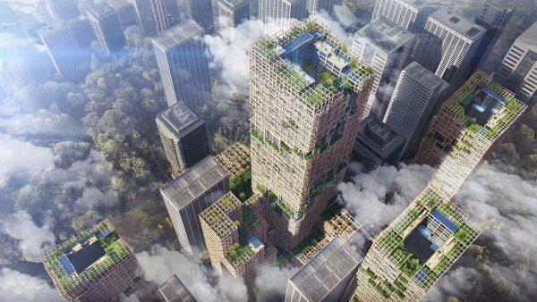 Futuro, costruire con il legno