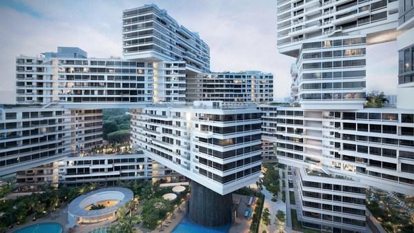 Grattacieli orizzontali