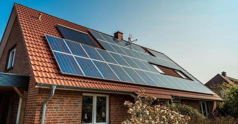 tecnologia e raggi solari