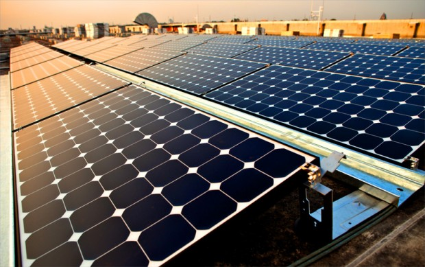 Pannelli solari autoriparanti